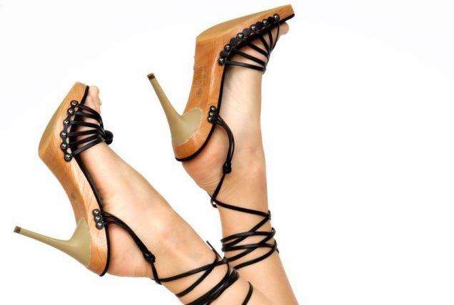 High Heels Do Not Ban!
