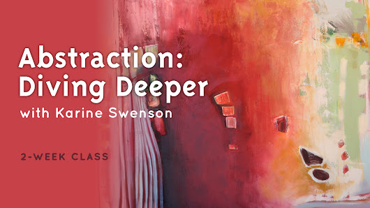 Abstraction: Diving Deeper | Carla Sonheim