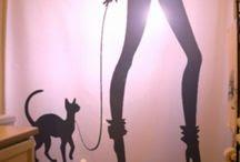 Unique Shower Curtains on Pinterest