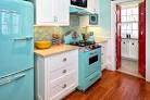 Revel in Retro With Vintage and New Kitchen Appliances
