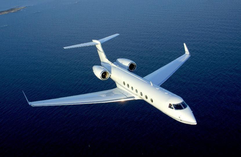 Gulfstream aviation