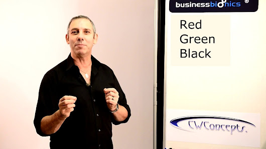 Red, Green, Black - Saving thousands for small to medium businesses!