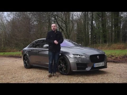 2016 Jaguar XF test drive and review