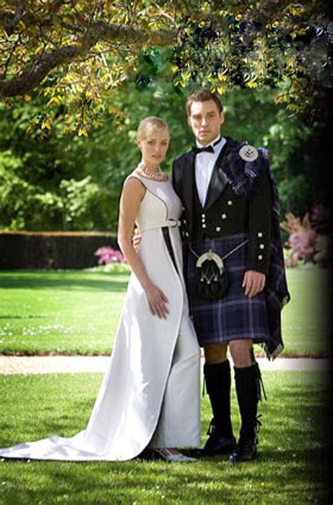 A Scottish Wedding ? The Highland Shoppe
