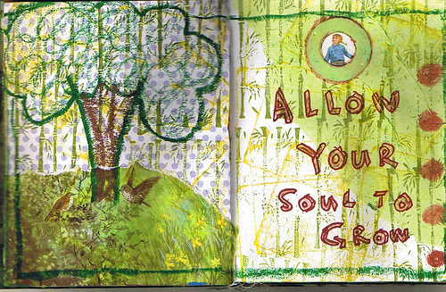 Allow Your Soul To Grow