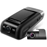 Thinkware U1000 Dual Dash Cam 4K UHD 3840x2160 Front Cam, 2K 2560x1440 Rear Cam