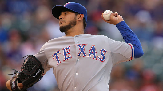 Martin Perez allows 1 run in 4 IP in latest rehab start
