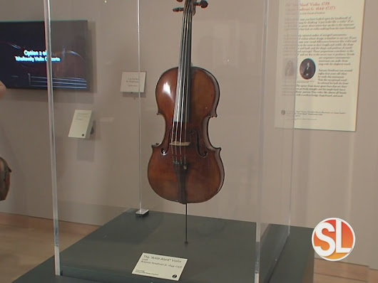 "Musical Instrument Museum: ""Stradivarius: Origins and Legacy of the Greatest Violin Maker"""