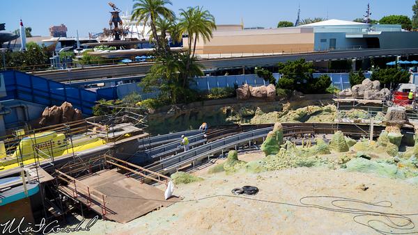 Disneyland Resort, Disneyland, Finding Nemo Submarine Voyage, Refurbishment, Refurb
