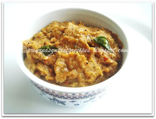 Onion& Garlic Chutney