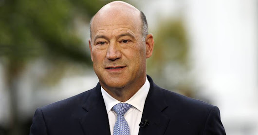 Gary Cohn's Future Unclear After Setback on Tariffs - WSJ