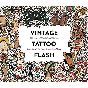 Download Vintage Tattoo Flash: 100 Years of Traditional