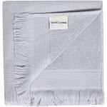 Elements Turkish Hand Towel, Light Gray / 1