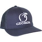 Peach State Pride Classic Trucker Hat | Navy