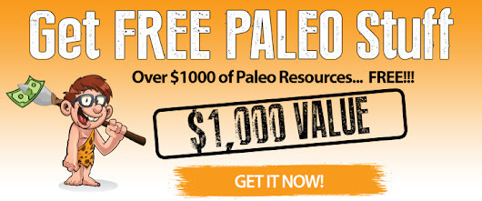 LAST DAY FOR 100% FREE, NO OBLIGATION PALEO EBOOKS, MEAL PLANS & MORE