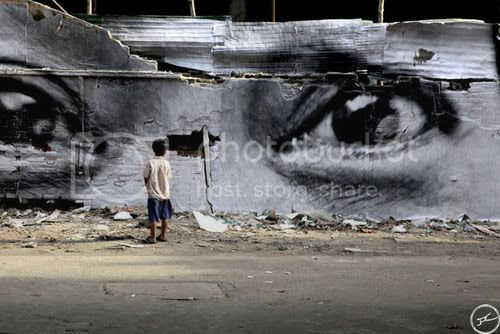 Banksy - Those Eyes