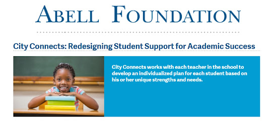 The Abell Report Looks at City Connects' Approach to Student Success