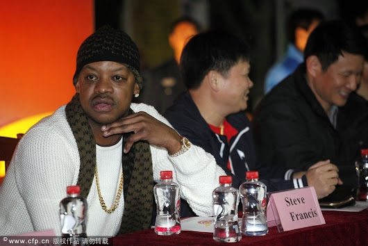 What Happened to Steve Francis?