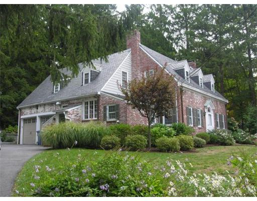 1 Rosalie Rd., Newton - Wellesley Real Estate