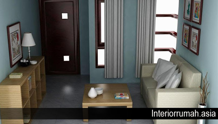 Rumah Minimalis Tampak Depan 2 Lantai Interior Rumah