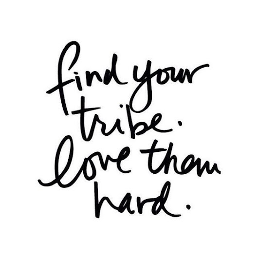 A Shout Out To My Tribe