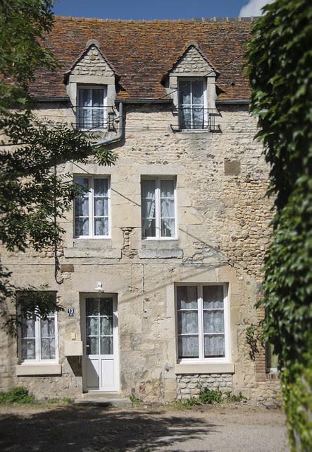 Écouché - street