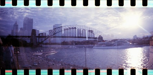 Circular Quay, Sydney. by colinedwin