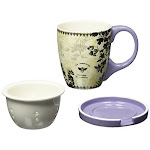 Lang 5054025 Belle Maison Tea Cup Set