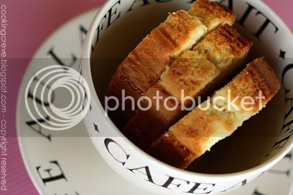 Fine Butter Cake1