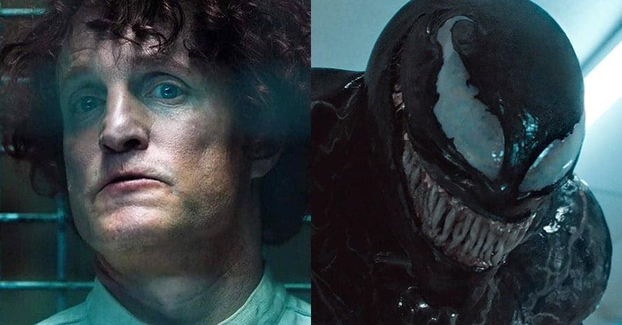Venom Carnage Tom Hardy Woody Harrelson