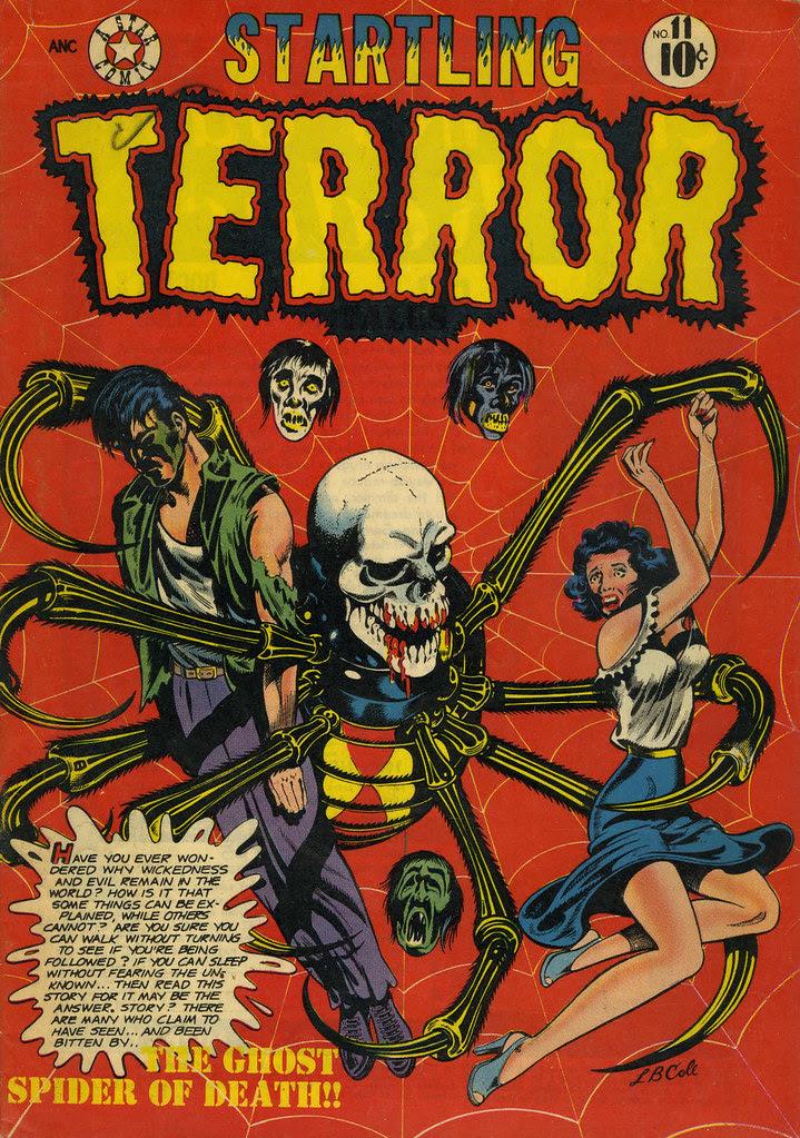 Startling Terror Tales #11 (Star Publications, 1952)