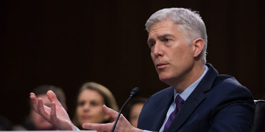 Gorsuch's Foes Embarrass the Senate - WSJ