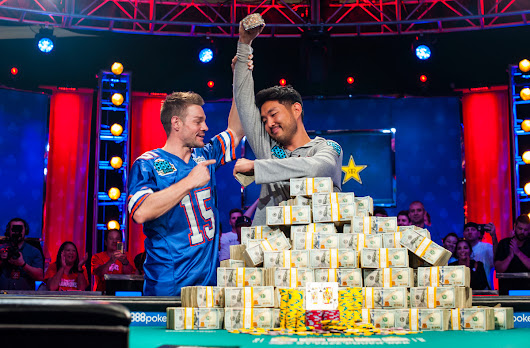 Illinois' John Cynn Wins World Series of Poker® Main Event - Las Vegas Top Picks