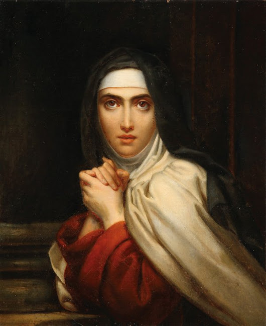 Saint of the Day Quote: Saint Teresa of Avila – The American Catholic
