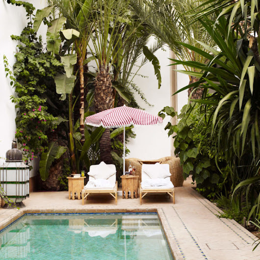 Places: L'Hôtel Marrakech, Morocco :: This Is Glamorous