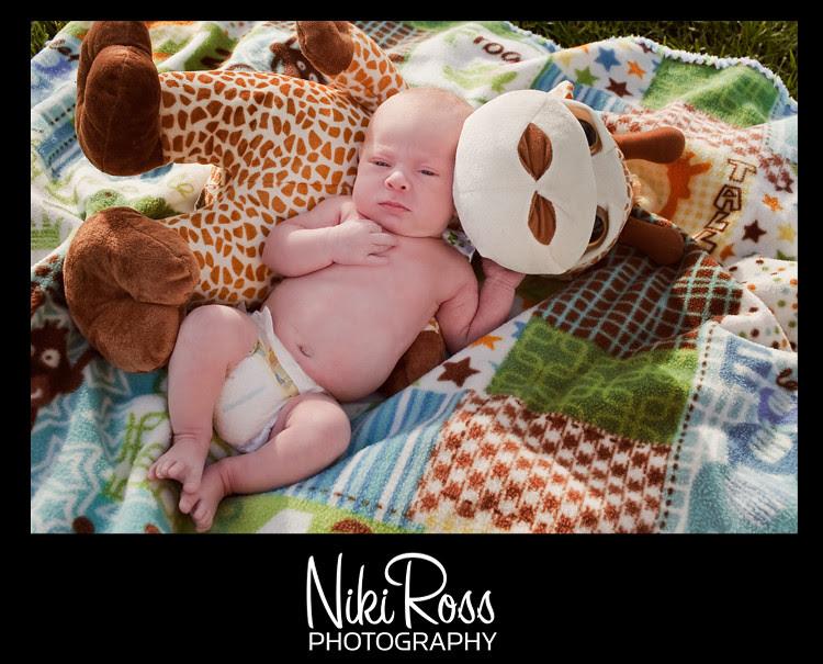 Baby&Giraffe