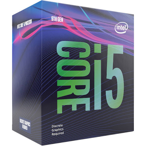 Intel Core i5-9400F Desktop Processor 6 Cores without Processor Graphic 300 Series 65W Processors 999CVM