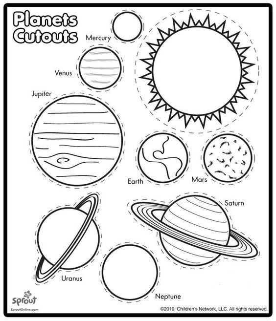 Uzay Ve Gokyuzu Etkinlikleri 16 Okul öncesi Etkinlik Faliyetleri