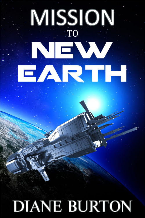 Spotlight on Diane Burton's new novella: Mission To New Earth and a Giveaway!