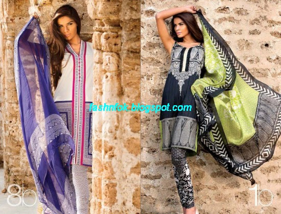 Sana-Safinaz-Lawn-Spring-Summer-Collection-2013-New-Fashinable-Clothes-Dress-Designs-11