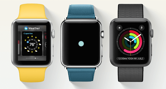 watchOS 3 is the update that we've all been waiting for! - Techie Avenue
