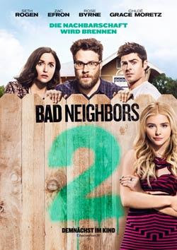 Bad Neighbors 2 Filmplakat