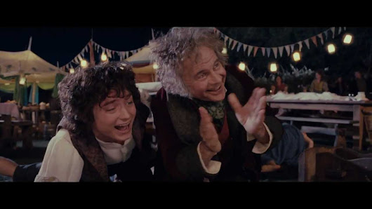 Bilbo's Magnificent Party