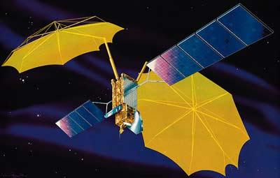 satelit garuda 1