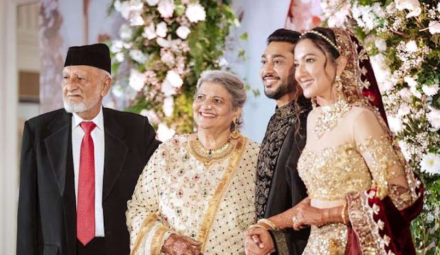 गौहर खान के पिता का निधन, लंबे समय से बीमारी से जूझ रहे थे