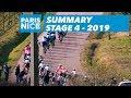 Vídeo resumen de la 4ª etapa de la París Niza 2019