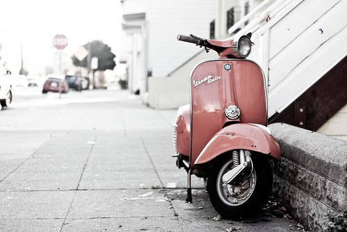 Vespa by Far Out City