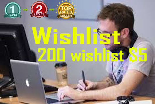 basudevseo : I will do 200 Permanent Wishlist for your product ranking for $5 on www.fiverr.com