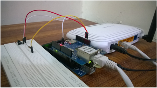รูปภาพ: How to Use an Arduino as a Web Server