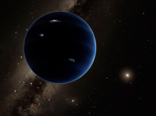 A secret planet could be about to join our solar system